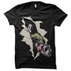 tee shirt psycho killer...