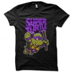 tee shirt super turtle bros...