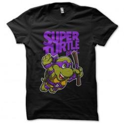 tee shirt super turtle bros...