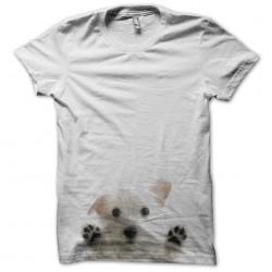 Tee shirt petit chiot...