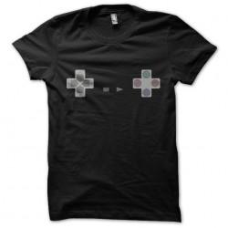 tee shirt press me black...