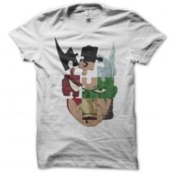 tee shirt hero artwork  sublimation