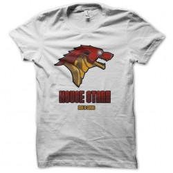 tee shirt house stark iron is coming  sublimation