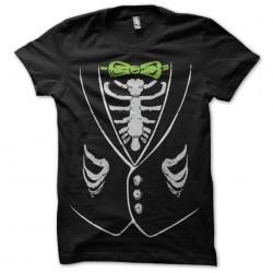 tee shirt skeleton sublimation