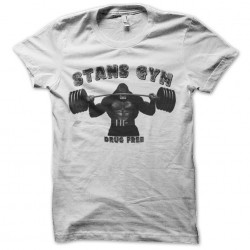 tee shirt stans gym drug...