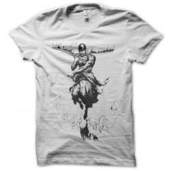 t-shirt roronoa zoro black art sublimation