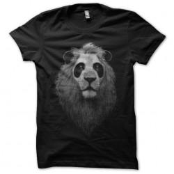 tee shirt lion design art...