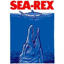 tee shirt sea rex  sublimation