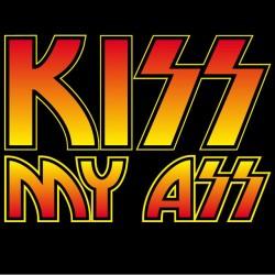 Kiss my ass black...