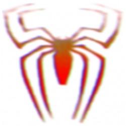tee shirt spider design 3d...