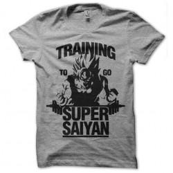 tee shirt Training to go...