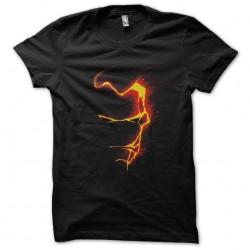 tee shirt iron man light t...
