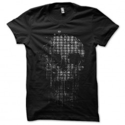 tee shirt skull sombie...