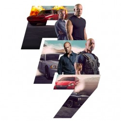 shirt fast and furious 7...