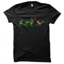 tee shirt Ninja Turtles...