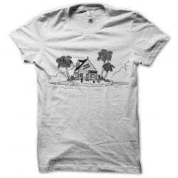 t-shirt kame house white...