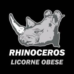 rhinoceros vs. black sublimation t-shirt