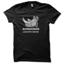 rhinoceros vs. black...