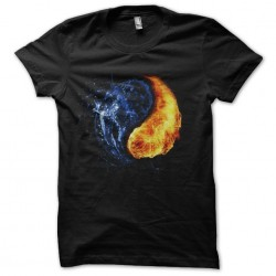 tee shirt Yin Yang Water...