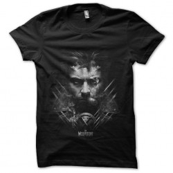 tee shirt the wolverine...