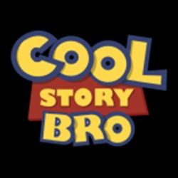 tee shirt cool story bro  sublimation