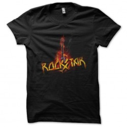 tee shirt rock star...