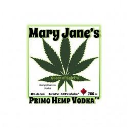 Mary Janes Primo Hemp white...