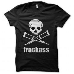 tee shirt frackass sublimation