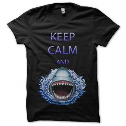 keep calm and sharks...