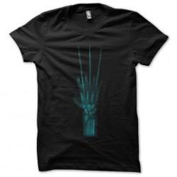 tee shirt claw Xray...