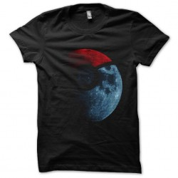 pokeball t-shirt black...