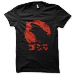 Godzilla t-shirt version...