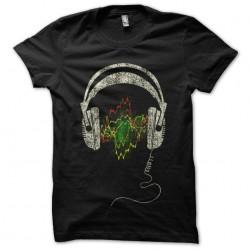 art shirt black sublimation