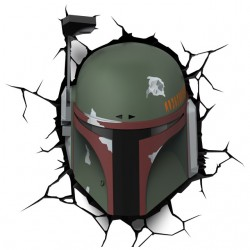 white sublimation boba fett...