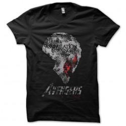 tee shirt avengers...