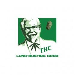 Tee shirt KFC parodie THC...