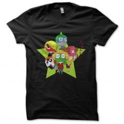 tee shirt keroro one piece...