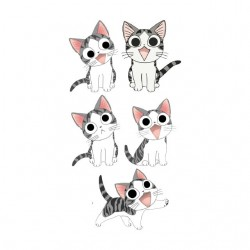 tee shirt chi le chat...