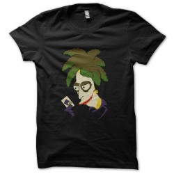 t-shirt joker simpson black...