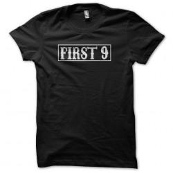 tee shirt first 9 sounds of...
