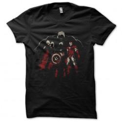 tee shirt avengers art...