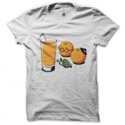 tee shirt RIP  orange sublimation