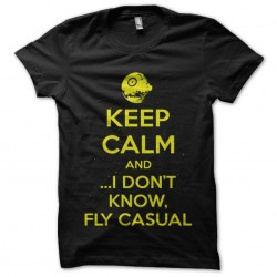 tee shirt keep calm and i...