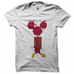t-shirt mickey mouse trap thumb white sublimation