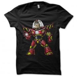 black buzz sublimation t-shirt