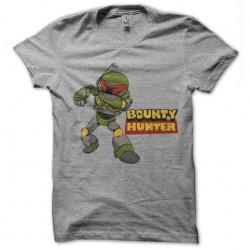 t-shirt bounty hunter gray...