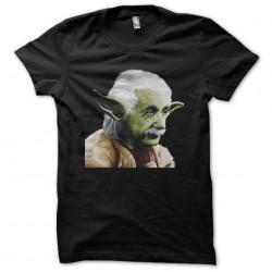 albert t-shirt yoda black...