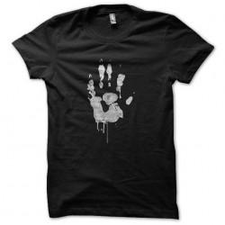 tee shirt la main de...