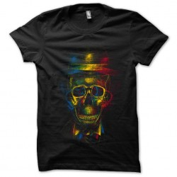 tee shirt skull 3d...