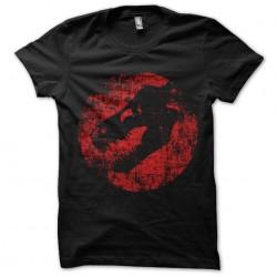 shirt Dinosaur black...